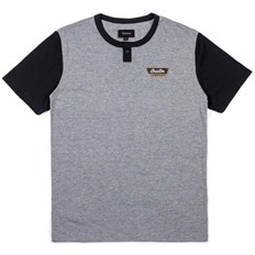 koszula BRIXTON - Normandie Heather Grey/Black (HTGBK)