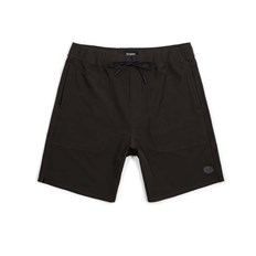 szorty BRIXTON - Relay Short Black (BLACK)
