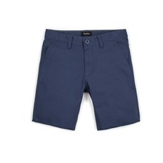 szorty BRIXTON - Toil Ii Short Washed Navy (WANAV)