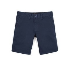 szorty BRIXTON - Toil Ii Hemmed Short Navy (NAVY)