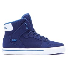 buty SUPRA - Toddler Vaider Royal-White (ROY)