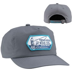 czapka z daszkiem COAL - The Sawtooth Cap Grey (01)