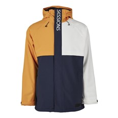 kurtka SESSIONS - Podium Jacket Orange (ORG)