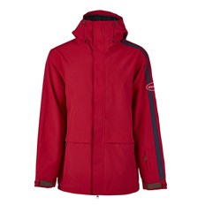 kurtka SESSIONS - Scout Jacket Deep Red (DRD)
