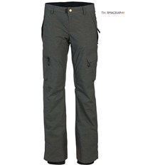 spodnie 686 - Glcr Geode Thrmagrph Pant Charcoal Heather (CHT)