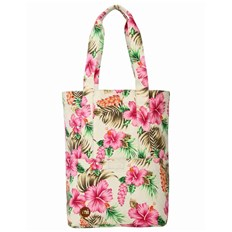 torebka MI-PAC - Tote Tropical Hibiscus Natural (007)