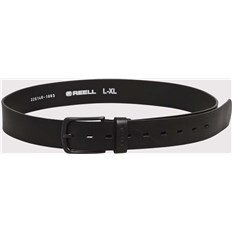 pasek REELL - All Black Buckle Belt Black (BLACK)