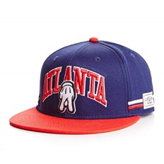 czapka CAYLER & SONS - Atl Deep Navy/Red/White (DEEP NAVY RED WHITE)