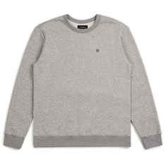 bluza BRIXTON - B-Shield Crew Heather Grey (HTGRY)
