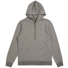 bluza BRIXTON - B-Shield Intl Hood Heather Grey (HTGRY)