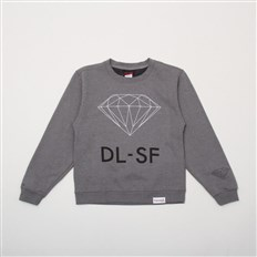 bluza DIAMOND - Dl-Sf Gunmetal (GMHE)