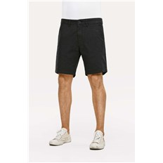 szorty REELL - Flex Chino Black (Black)