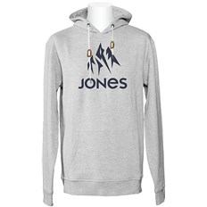 bluza JONES - Truckee Grey (GRAY HEATHER)