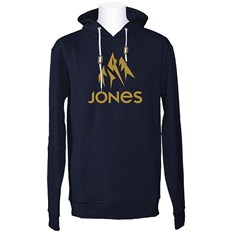 bluza JONES - Truckee Blue (NAVY HEATHER)