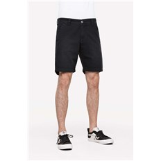 szorty REELL - Miami Chino Black Wash (Black Wash)