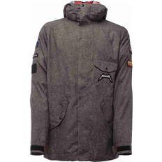 kurtka SESSIONS - Metallica Colab Jacket Charcoal (CHA)