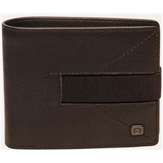 portfel REELL - Strap Leather Brown Brown (Brown )