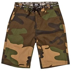 szorty DGK - Street Chino Shorts Big Woods Camo (BIG WOODS CAMO)