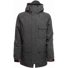 kurtka SESSIONS - Supply Jacket Black (BLK)