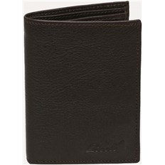 portfel REELL - Trifold Leather Brown Brown (Brown )
